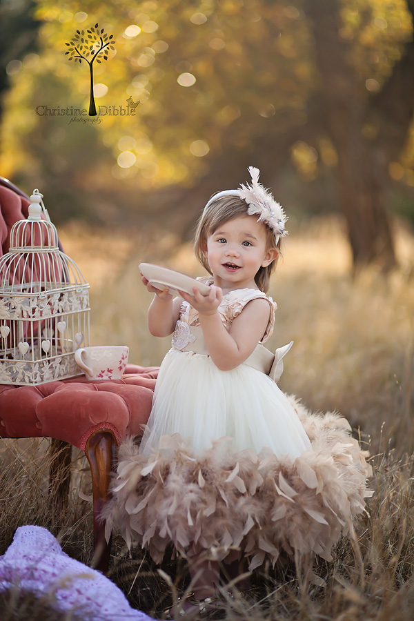 Little Princess Sonora Ca Photographer Christine Dibble