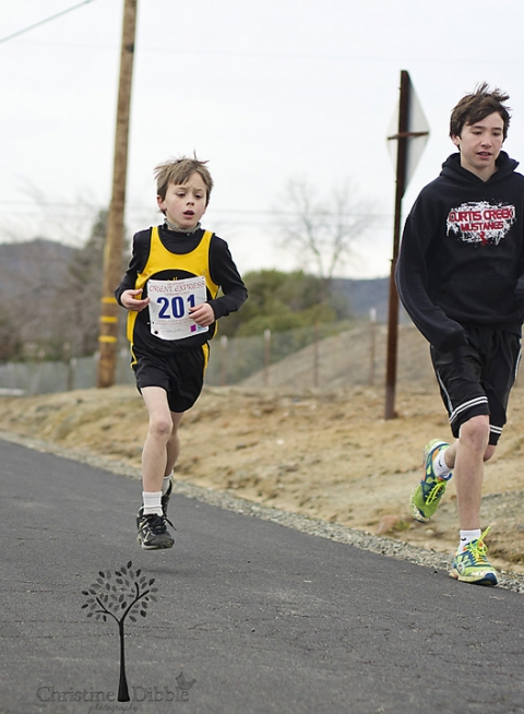 Jackson helped pace Adin to a sixth place finish.
