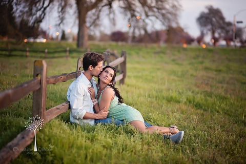 Sonora, CA Engagement session