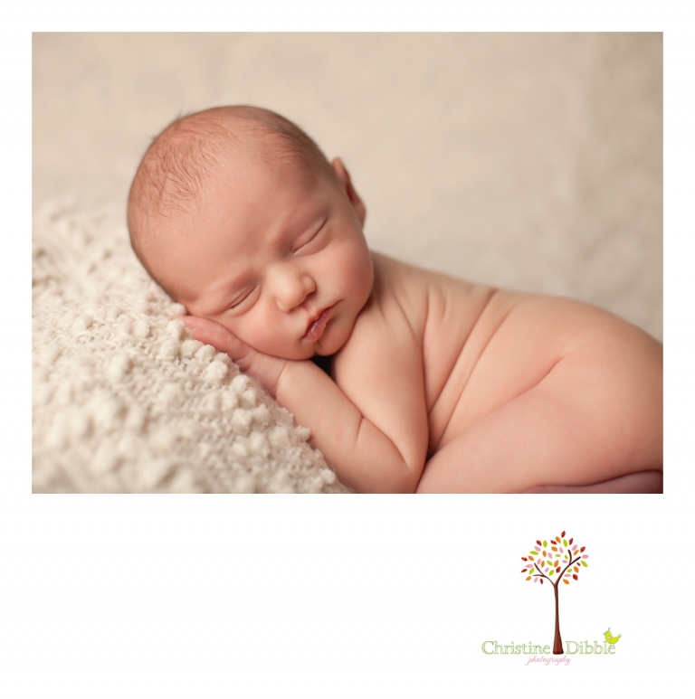Sonora, CA Newborn Photography