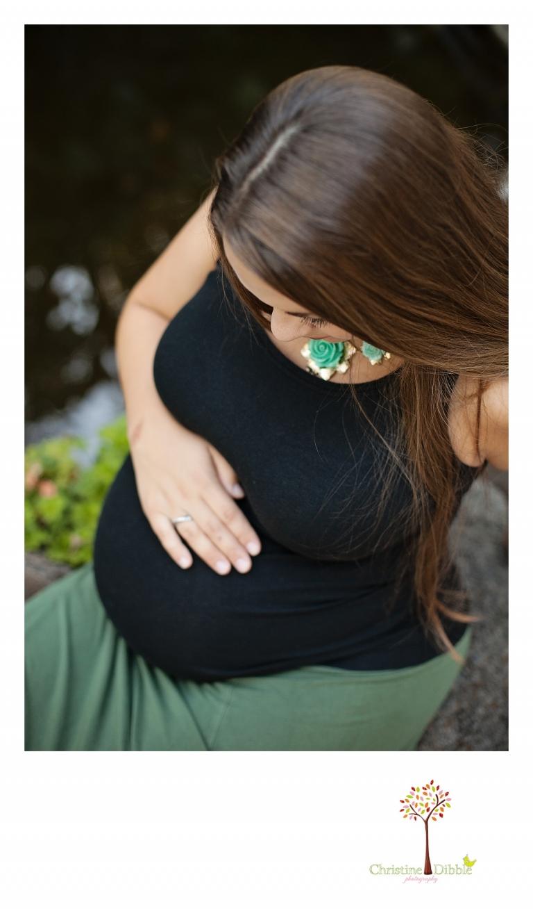 Sonora, CA Maternity Portraits