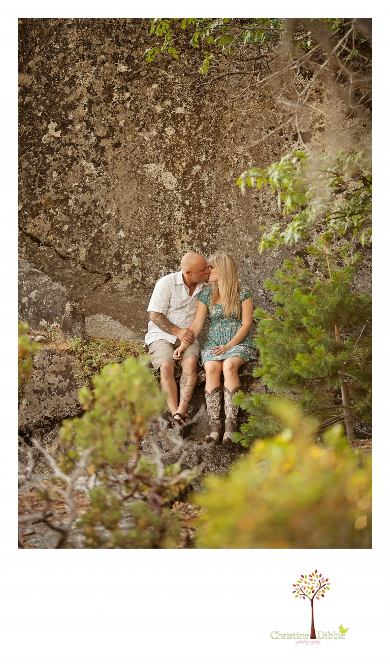Sonora, CA Engagement Photographer